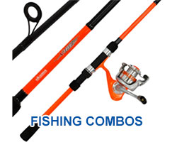 Fishing combos on Solomons Tackle