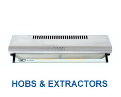 Hobs & Extractors on Solomons Lifestyle