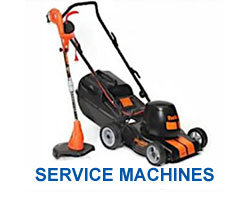 Service Machines on Solomons Lifestyle